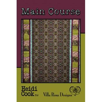 Main Course pattern card by Villa Rosa Designs