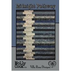Midnight Pathway pattern card by Villa Rosa Designs