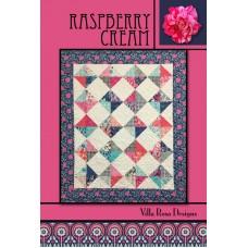 Raspberry Cream pattern card by Villa Rosa Designs - Charm Square Friendly