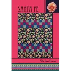 Santa Fe pattern card by Villa Rosa Designs