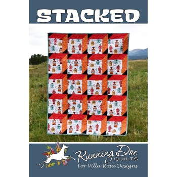 Stacked pattern card by Villa Rosa Designs