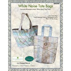 FREE Wilmington White Noise Tote Bag Project
