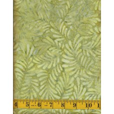 Wilmington Batik 22098-700 Fern Feathers Batik