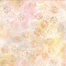 Wilmington Batik 22120-308 Light Pink Dancing Leaves Batik